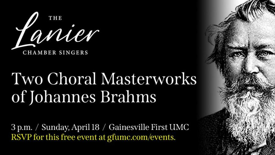 Two Choral Masterworks of Johannes Brahms